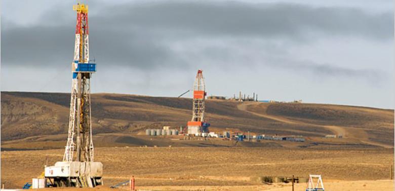 Sottostazione estrazione GAS